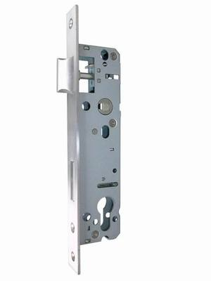 3092Z Steel Profile Door Lock Body